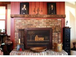 redo fireplace mantel reclaimed wood mill painting fireplace mantel dark brown