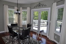 Patio Door Curtain Best Kitchen Patio Door Curtains Railing Stairs And Kitchen