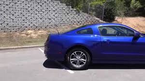 ford mustang 2014 blue.  Ford Throughout Ford Mustang 2014 Blue YouTube
