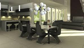 modern sputnik pendant white globe orb contemporary chandelier modern dining room