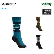 Burton Snowboard Socks Size Chart Burton Burton Boys Emblem Sock 10072104 Socks Size Snowboarding Wear 2018 Model Regular Article For The 19 5 22cm Socks Boys Child