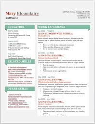 Resume Template For Word 19 Free Resume Templates You Can