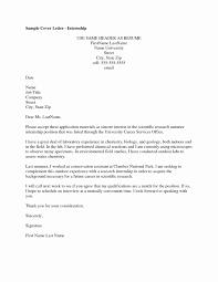 Cover Letter For Internship Program Yun56co Cover Letter For