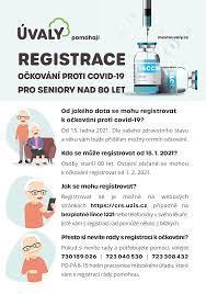 Registrace k očkování probíhá prostřednictvím centrálního rezervačního systému: Uvaly Pomohou Svym Seniorum S Registraci Na Ockovani Proti Covidu Mesto Uvaly