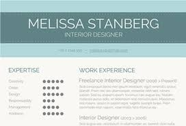 50 Free Microsoft Word Resume Templates That'll Land You The Job