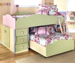 teenage white bedroom furniture. Plain White Ashley Furniture Teenage Bedroom Doll House Loft Bed With Built  In Dresser And Kids On Teenage White Bedroom Furniture