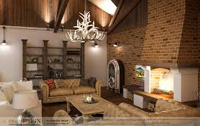 casa de vacanta balotesti design interior in stil eclectic
