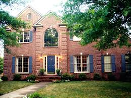 exterior paint colors with red brickRed Exterior Paint  alternatuxcom