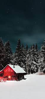 nl38-winter-house-night-sky-christmas ...