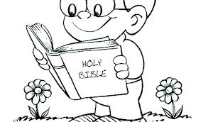 Bible Coloring Page Children Bible Coloring Pages Story From The