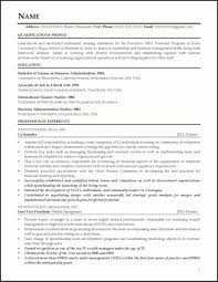 Mba Resume Template Stunning Mba Sample Resume Fresh Resume Templates Mba Resume Template Mba