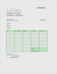 Download Free Blank Invoice Template Radiodignidadorg