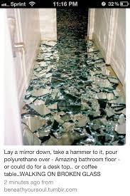 flour broken mirror floor broken mirror diy broken mirror projects floor mirror