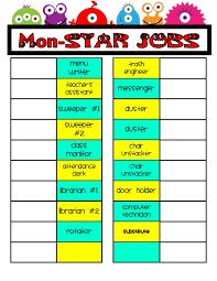 Teaching Tip Tuesday Classroom Jobs Teaching Maddeness