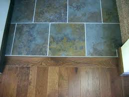 wood floor to tile transition from tile to hardwood ideas bedroom floor ceramic wood fro hardwood