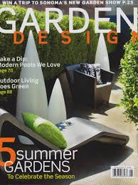 Small Picture Garden Design Magazine Features Terra Sculpture Modern Outdoor