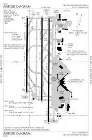 Dubai Airport Charts File Seattle Tacoma International Airport Diagram 2 Svg