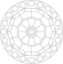 Small Picture Free Printable Mandala Coloring Pages For Adults Best Coloring