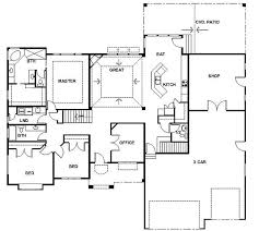 Rambler Home Designs