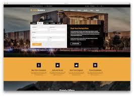 Best Hotel Website Design 2018 21 Top Html5 Hotel Booking Website Templates 2018 Rojak Wp