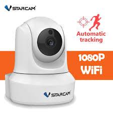 VStarcam Trắng C29S HD 1080P Camera IP Không Dây Quan Sát WiFi Giám Sát Gia  Đình, Camera An Ninh Hệ Thống Camera Trong Nhà Trẻ Em|Camera giám sát