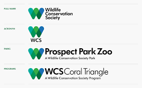 brand new new logo and identity for wildlife conservation society  new logo and identity for wildlife conservation society by pentagram
