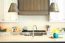 arabesque tile kitchen with white beveled home depot