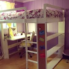 storage loft bed with desk espresso um size of bunk beds storage loft bed with desk