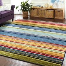 mohawk area rugs 8x10 wonderful home new wave rainbow stripe area rug 5 x 8 free mohawk area rugs 8x10