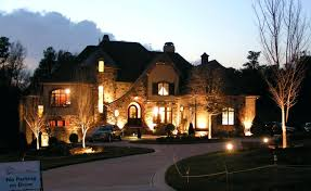 outside house lighting ideas. Exterior Home Lighting Design Outdoor House Ideas  And Installation Company North . Outside