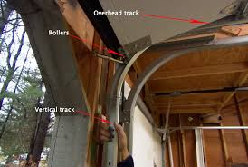 garage door tracksResolving Garage Door Track Issues  Garage Doors  Repair Guide
