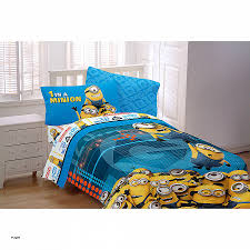 minion toddler bed fresh deable me minions bedding sheet set