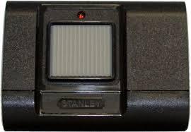 stanley garage doorStanley 1050 Garage Door Opener Remote Transmitter  Model 1050