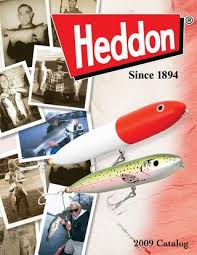 Heddon Lucky 13 Color Chart Heddon Catalogo 2009 By Johnny Larri Issuu