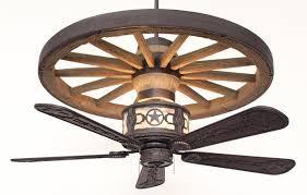 rustic ceiling fans home lighting insight