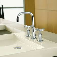 sweet looking kohler purist bathroom faucet new trends widespread sink by yliving single hole