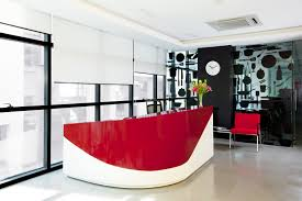 company tidy office. White And Red Cabinet On The Cream Floor Of Office Layout Ideas It Also Has Wide Company Tidy