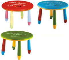 plastic round school chair