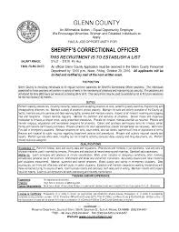 Resume For Correctional Officer Resume For Detention Officer Free Resume Templates 1