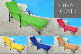 pool side 1000 gram chaise cover lounge chair lawn