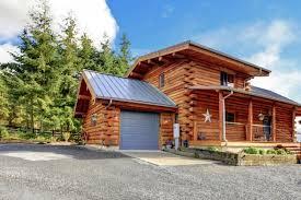 december log cabin and home promotion