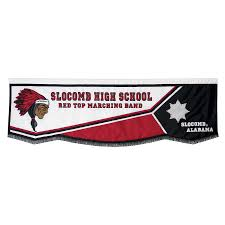 Parade Banner Design Parade Banners Marching Band Uniforms Marching Band Shoes