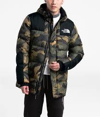 Inc International Concepts Men S Jackets Size Chart The North Face Camo Print Deptford Down Parka Coat