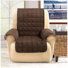 wingback recliner slipcover sure fit recliner covers cover for leather recliner