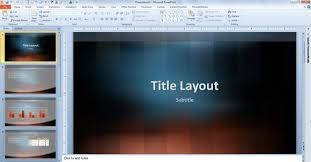 Powerpoint 2013 Template Location Free Vertical Lexicon Design Template For Powerpoint 2013