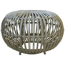 rattan side tables 86 for at 1stdibs