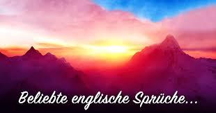 ᐅ Beliebte Englische Sprüche