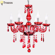 red crystal chandeliers for get red crystal chandeliers intended for modern property red red crystal chandeliers