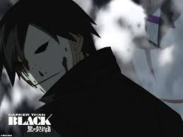 If you love hei and yin of darker than black this application of wallpapers is for you. Darker Than Black Wallpaper