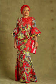 Native Designs For Ladies Selecting Ankara Styles For Older Women Requires Attention